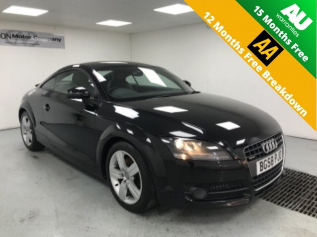 Used AUDI TT 2.0 TDI QUATTRO 3DR in West Yorkshire