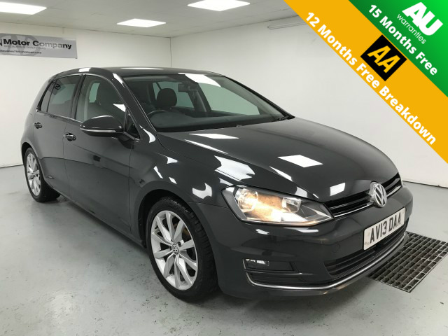 Used VOLKSWAGEN GOLF 2.0 GT TDI BLUEMOTION TECHNOLOGY 5DR in West Yorkshire