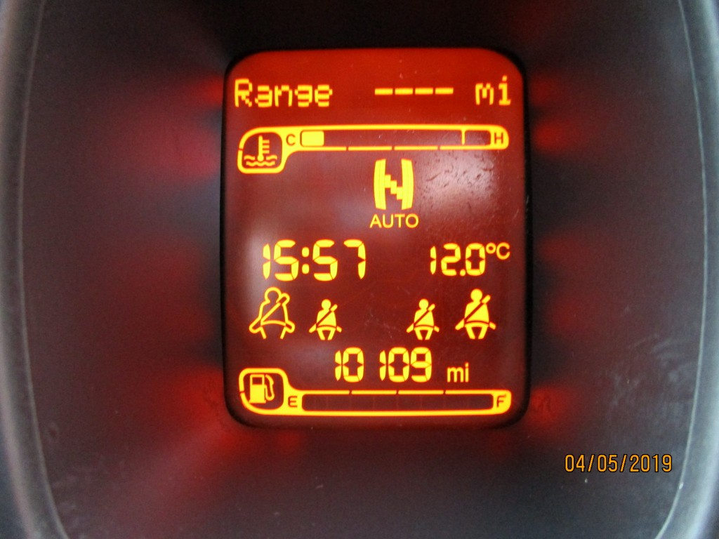 FIAT PANDA 0.9 TWINAIR EASY DUALOGIC 5DR SEMI AUTOMATIC