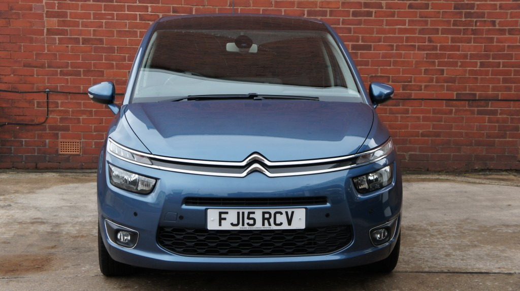 CITROEN C4 GRAND PICASSO 1.6 E-HDI VTR PLUS ETG6 5DR SEMI AUTOMATIC