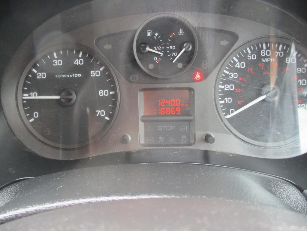 CITROEN BERLINGO 1.6 625 LX L1 16V