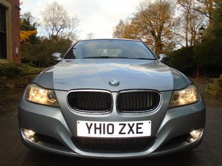 BMW 3 SERIES 2.0 316D ES 4DR