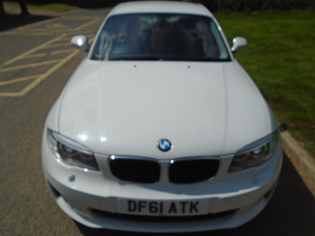 BMW 1 SERIES 2.0 118D SPORT 2DR AUTOMATIC