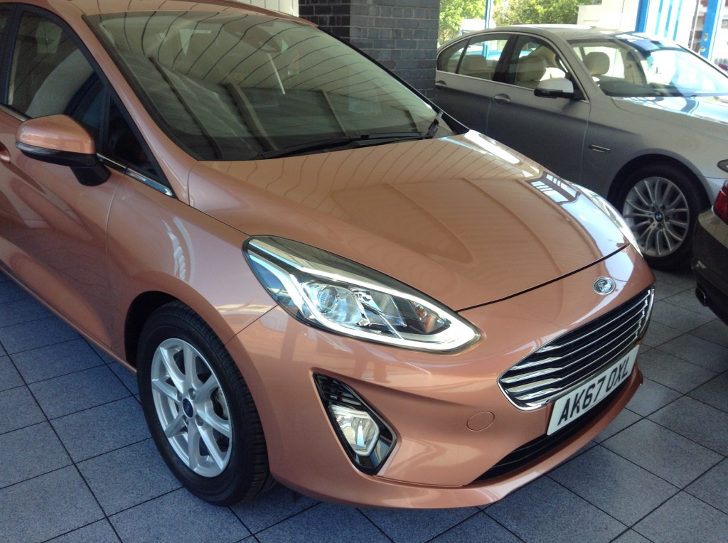 FORD FIESTA 1.0 B AND O PLAY ZETEC 5DR
