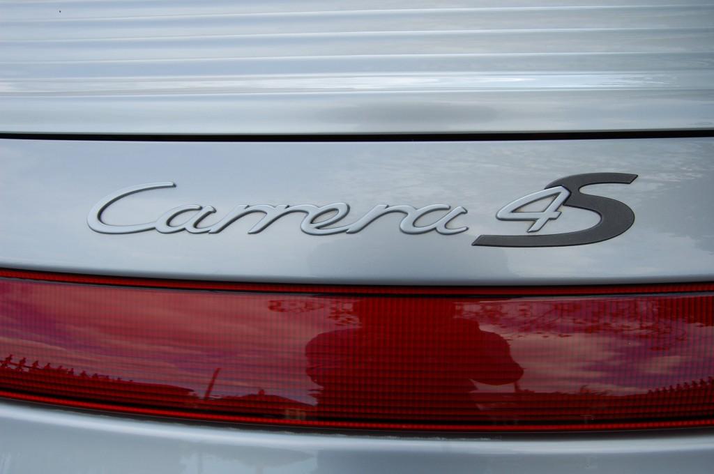 PORSCHE 911 3.6 CARRERA 4 S 2DR