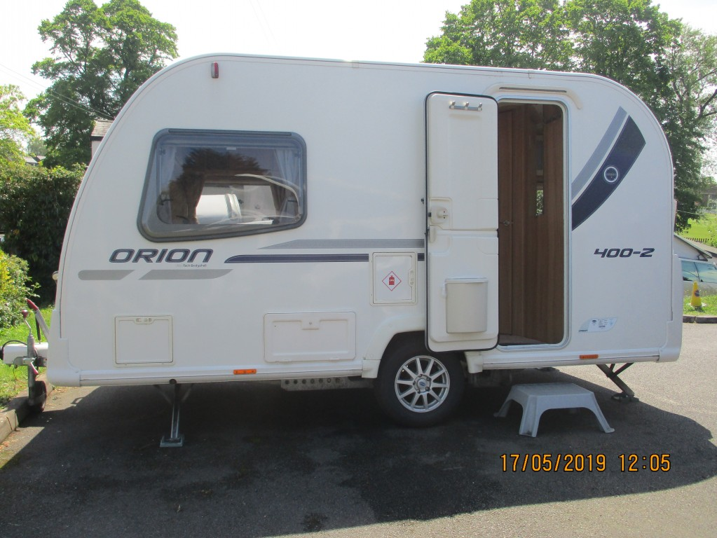 BAILEY Orion 400/2
