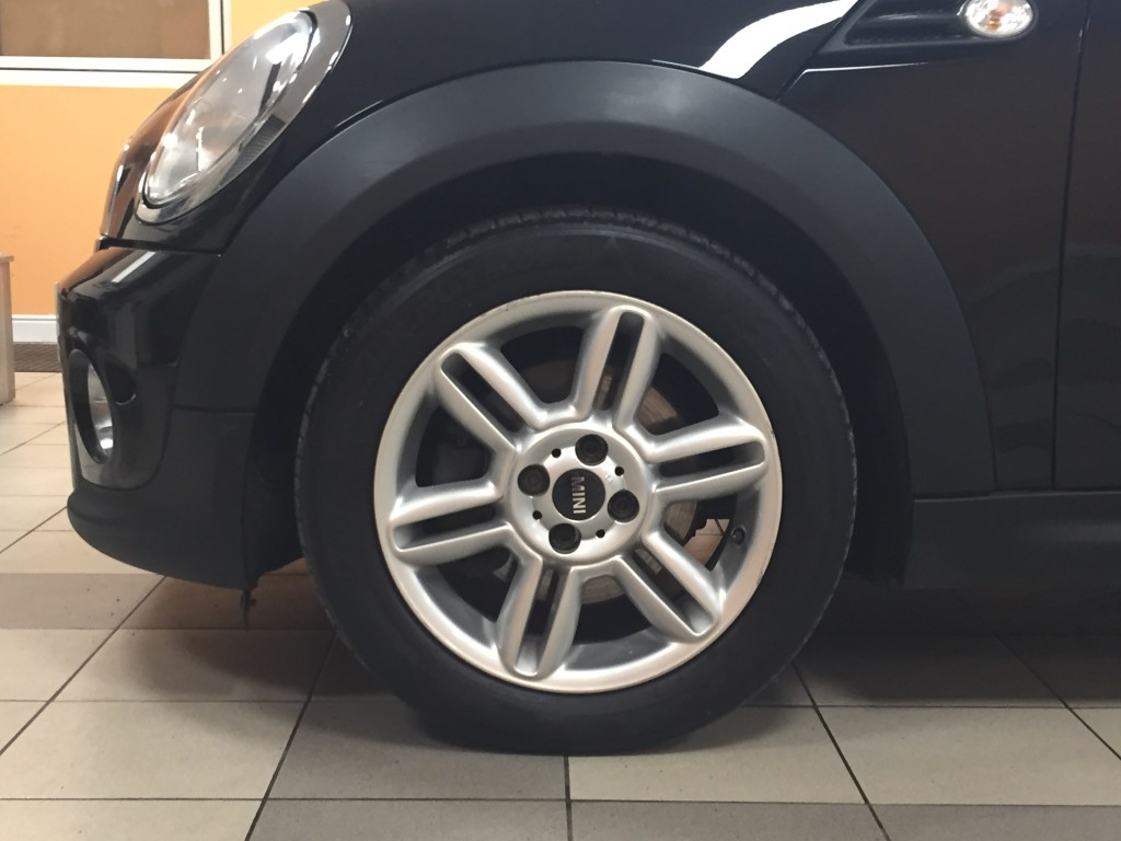 MINI HATCH 1.6 COOPER D 3DR