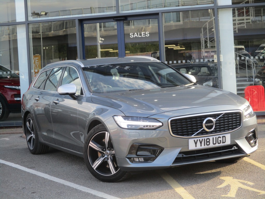 VOLVO V90 2.0 D5 POWERPULSE R-DESIGN PRO AWD 5DR AUTOMATIC
