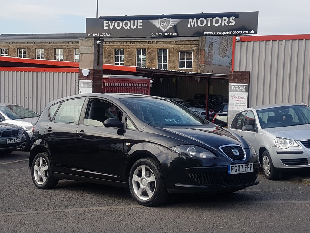 SEAT ALTEA 1.6 REFERENCE SPORT 5DR