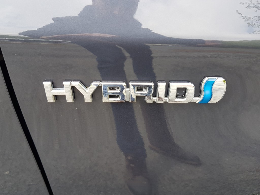TOYOTA PRIUS 1.8  HYBRID 5DR CVT