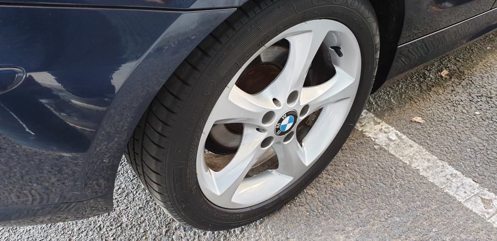 BMW 1 SERIES 2.0 116I SPORT 3DR