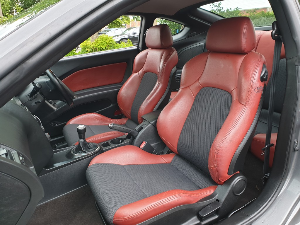 HYUNDAI COUPE 1.6 SIII 3DR