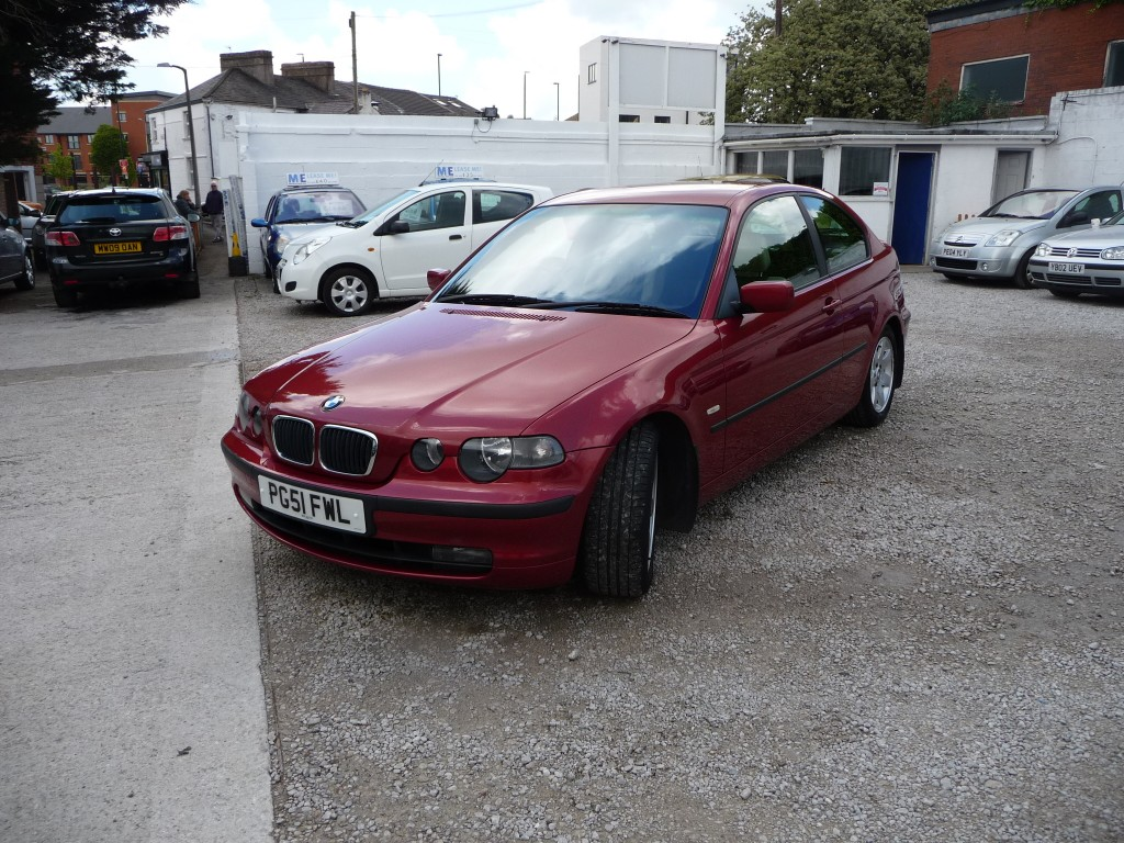 BMW 3 SERIES 1.8 316TI SE 3DR AUTOMATIC