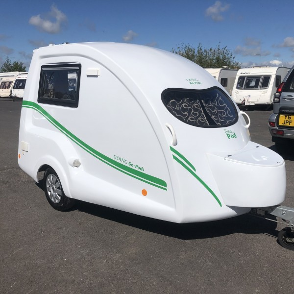GOING UK GO-POD 2017 EXCELLENT SPEC