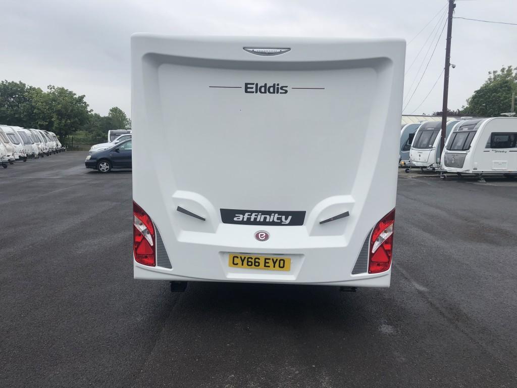 ELDDIS Affinity 574 With Motormover