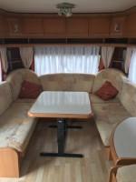 HOBBY 650 Umfe 5 berth