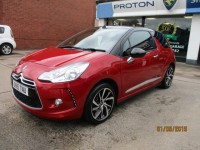 CITROEN DS3 1.6 DSTYLE PLUS 2DR AUTOMATIC