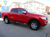 FORD RANGER 3.2 LIMITED 4X4 DCB TDCI 4DR