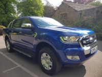 FORD RANGER 2.2 LIMITED 4X4 DCB TDCI