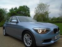 BMW 1 SERIES 1.6 116I SE 5DR AUTOMATIC