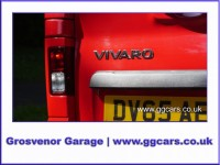 VAUXHALL VIVARO 1.6 2700 L1H1 CDTI P/V SPORTIVE ECOFLEX S/S