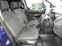 FORD TRANSIT CONNECT 1.6 240 L2 LIMITED P/V 115-ps 6 SPEED 1.6 TDCI VAN 3 SEATS A/C CRUISE ALLOYS PARK DISTANCE CONTROL