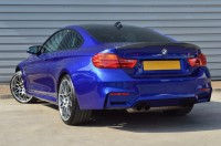 2017 (66) BMW 4 SERIES 3.0 M4 COMPETITION PACKAGE 2DR SEMI AUTOMATIC