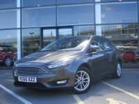 FORD FOCUS 1.5 ZETEC TDCI 5DR AUTOMATIC