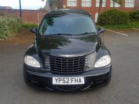 CHRYSLER PT CRUISER 2.1 CRD TOURING 5DR