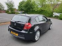 BMW 1 SERIES 2.0 118D M SPORT 5DR
