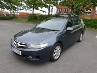 HONDA ACCORD 2.2 I-CTDI EXECUTIVE 5DR