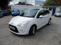 CITROEN C3 1.6 EXCLUSIVE HDI 5DR