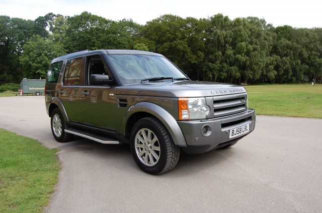 LAND ROVER DISCOVERY 2.7 3 TDV6 SE 5DR AUTOMATIC