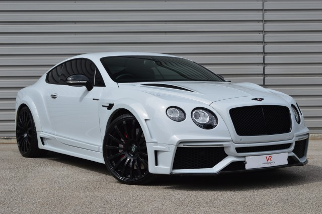 2017 (66) BENTLEY CONTINENTAL 4.0 GT V8 S MDS 2DR AUTOMATIC | <em>17,784 miles