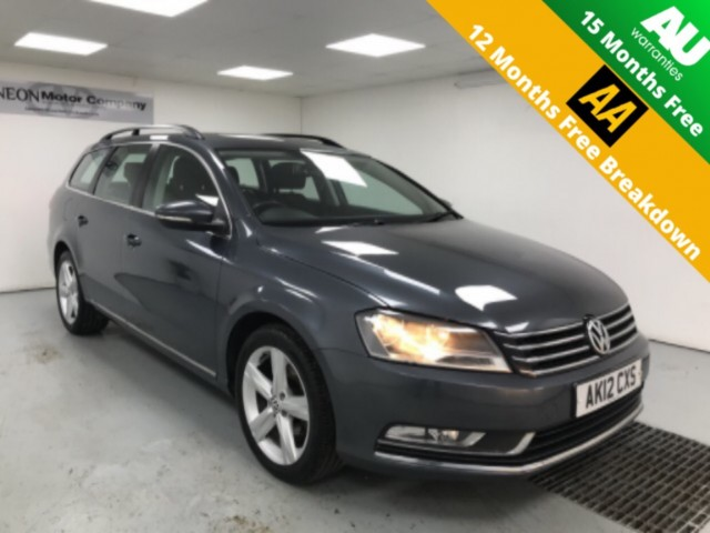 Used VOLKSWAGEN PASSAT 2.0 SE TDI BLUEMOTION TECHNOLOGY DSG 5DR SEMI AUTOMATIC in West Yorkshire