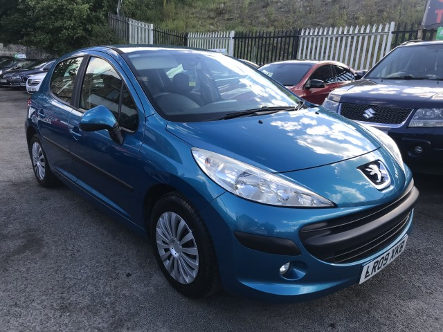 Used PEUGEOT 207 1.4 S HDI 5DR in West Yorkshire