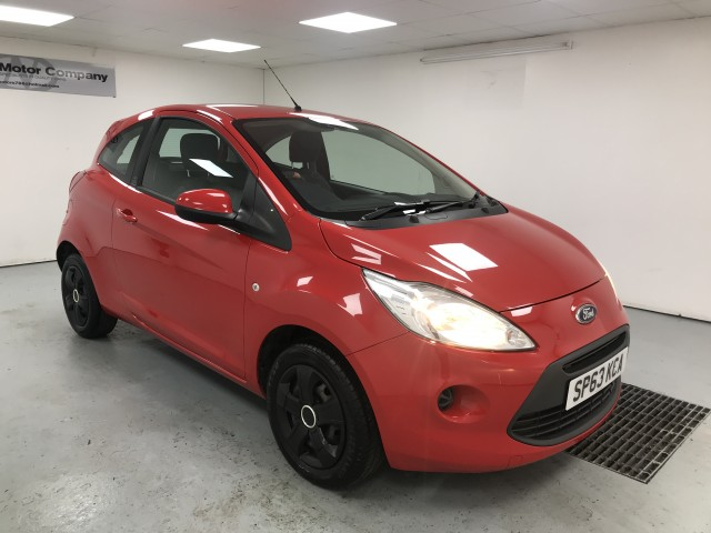Used FORD KA 1.2 EDGE 3DR in West Yorkshire