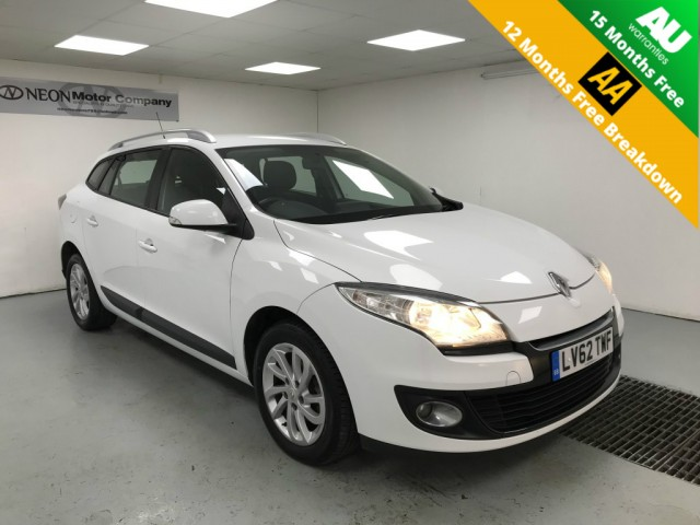 Used RENAULT MEGANE 1.5 EXPRESSION PLUS ENERGY DCI S/S 5DR in West Yorkshire