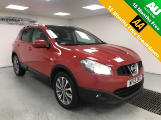 Used NISSAN QASHQAI 1.6 TEKNA IS DCI 4WDS/S 5DR in West Yorkshire
