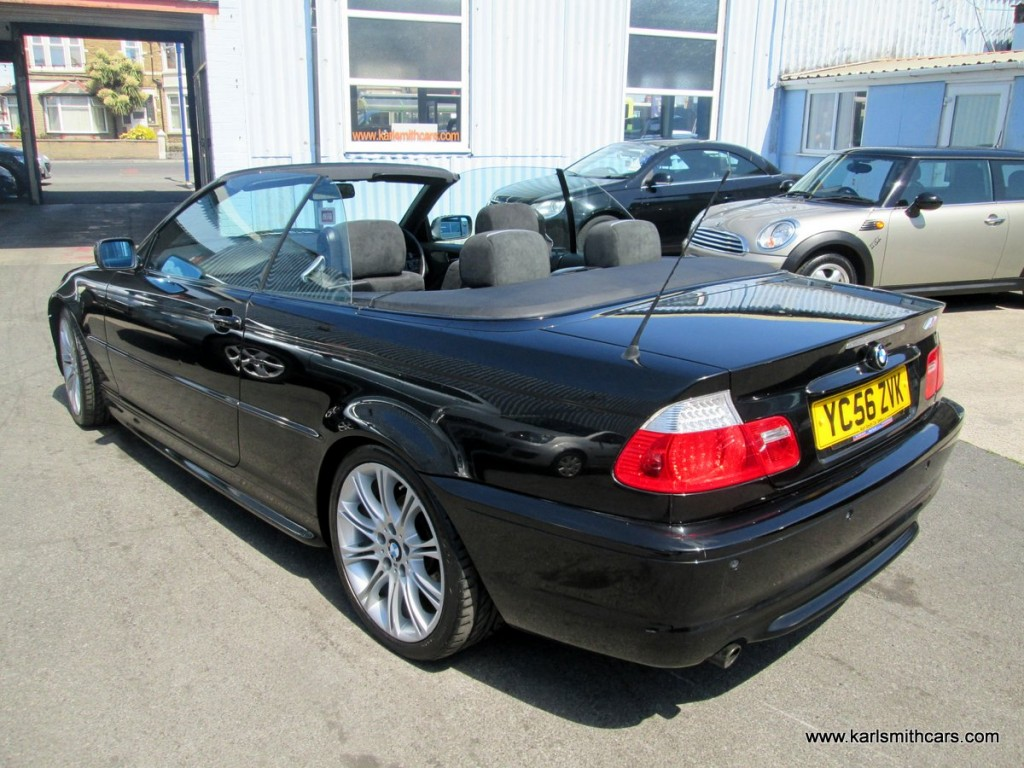 BMW 3 SERIES 2.0 318CI M SPORT 2DR AUTOMATIC
