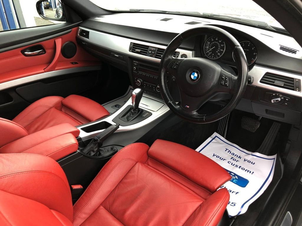BMW 3 SERIES 2.0 320I M SPORT 2DR AUTOMATIC