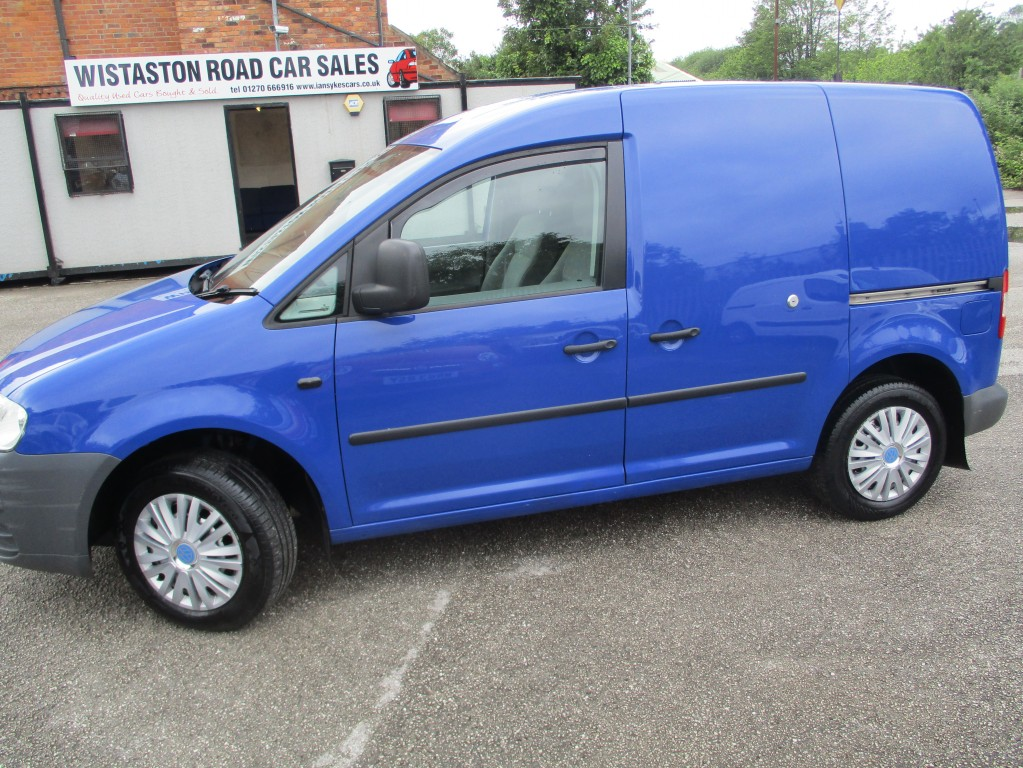 VOLKSWAGEN CADDY 2.0 C20 SDI