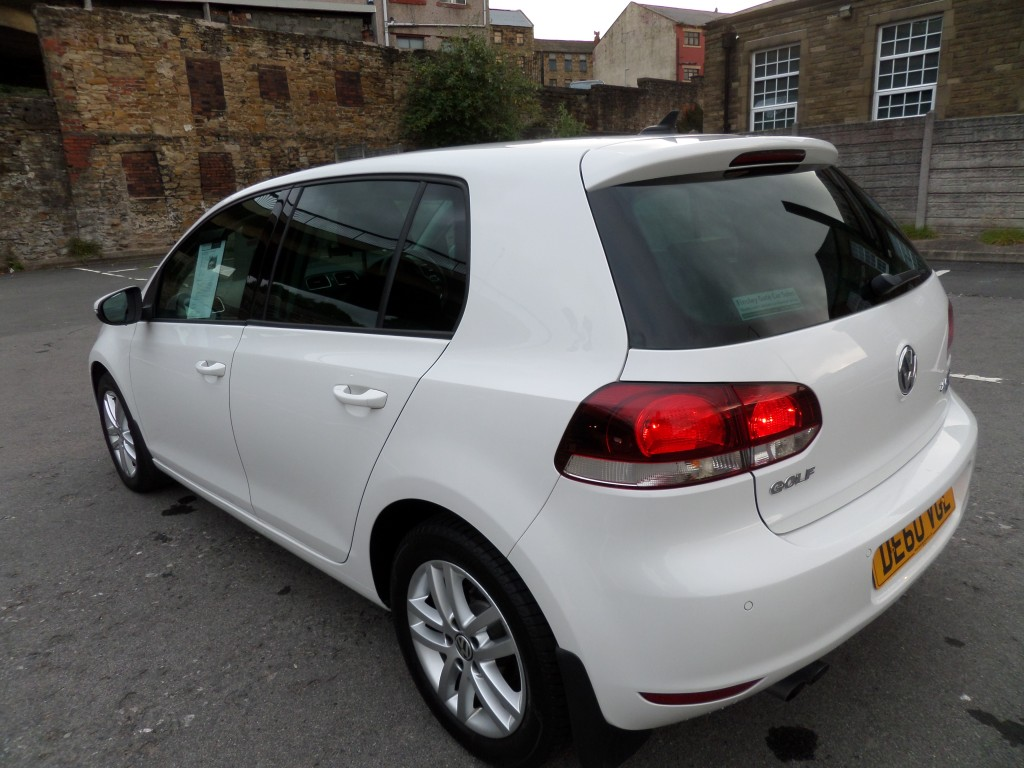 VOLKSWAGEN GOLF 2.0 GT TDI BLUEMOTION TECHNOLOGY 5DR