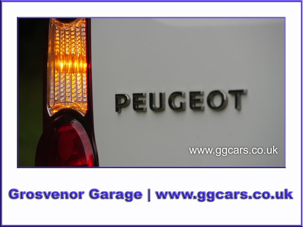 PEUGEOT PARTNER 1.6 HDI S L1 850