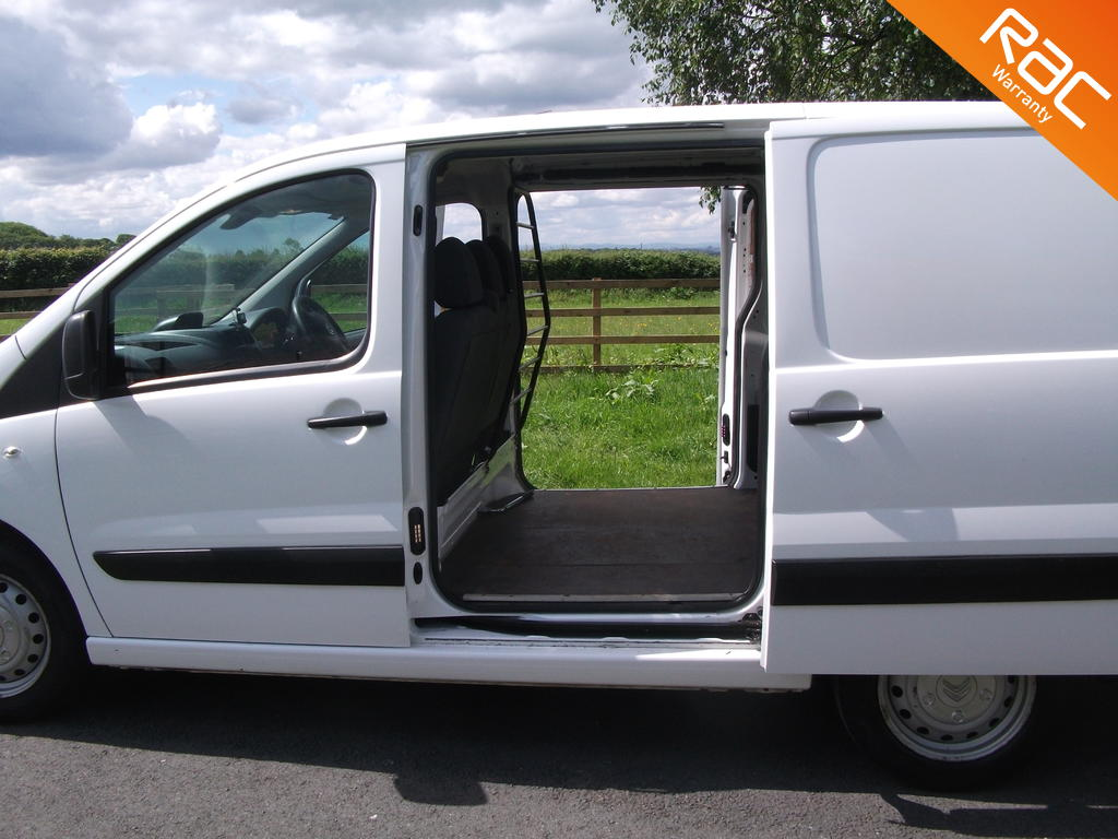 CITROEN DISPATCH DIESEL PANEL VAN 1.6 1000 L1H1 HDI 4DR