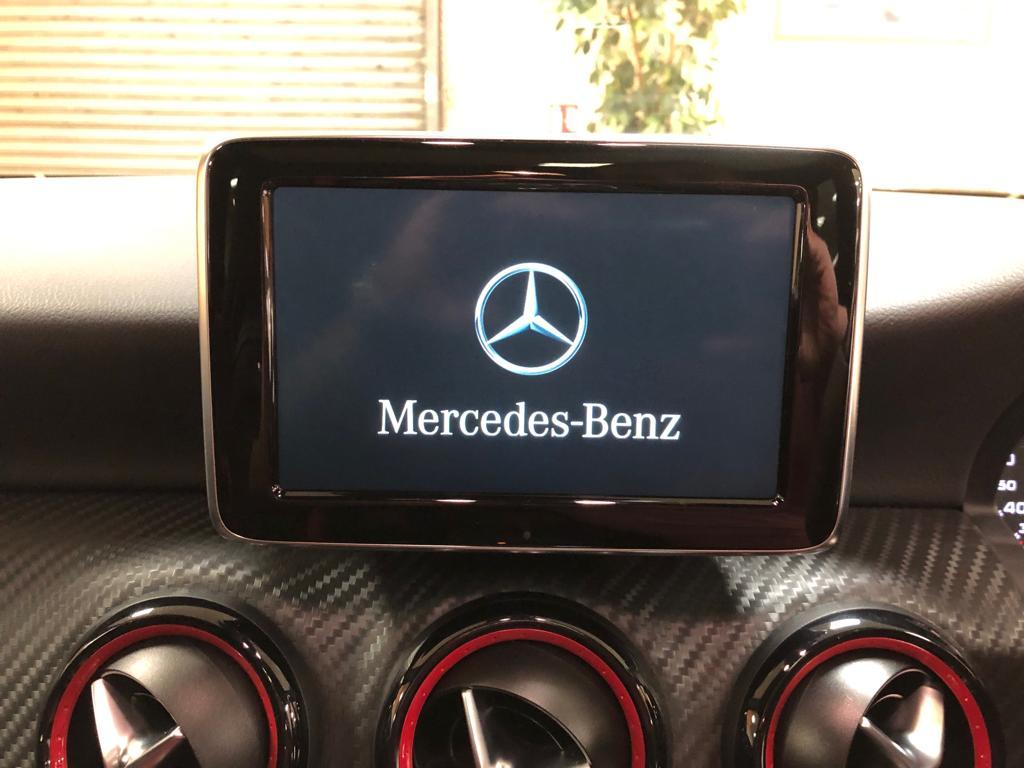 MERCEDES-BENZ A-CLASS 2.0 A45 AMG 4MATIC 5DR SEMI AUTOMATIC