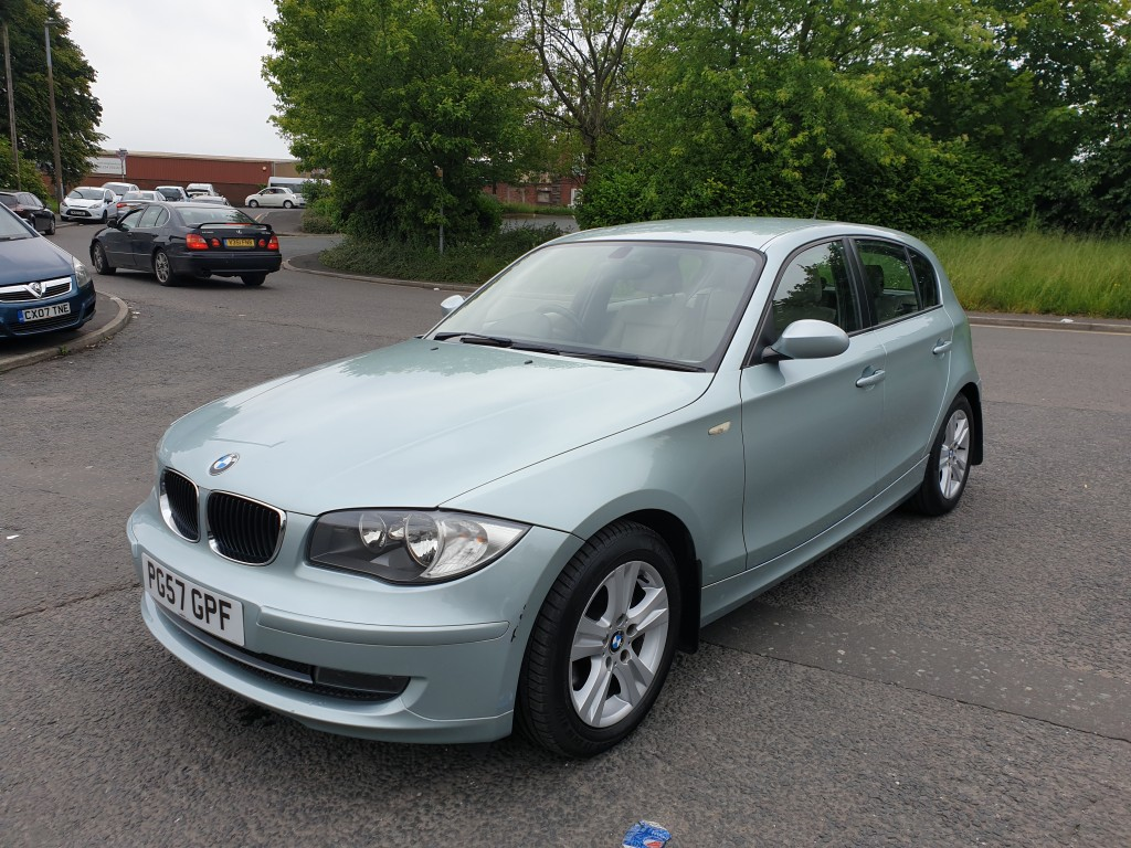 BMW 1 SERIES 2.0 120I SE 5DR AUTOMATIC
