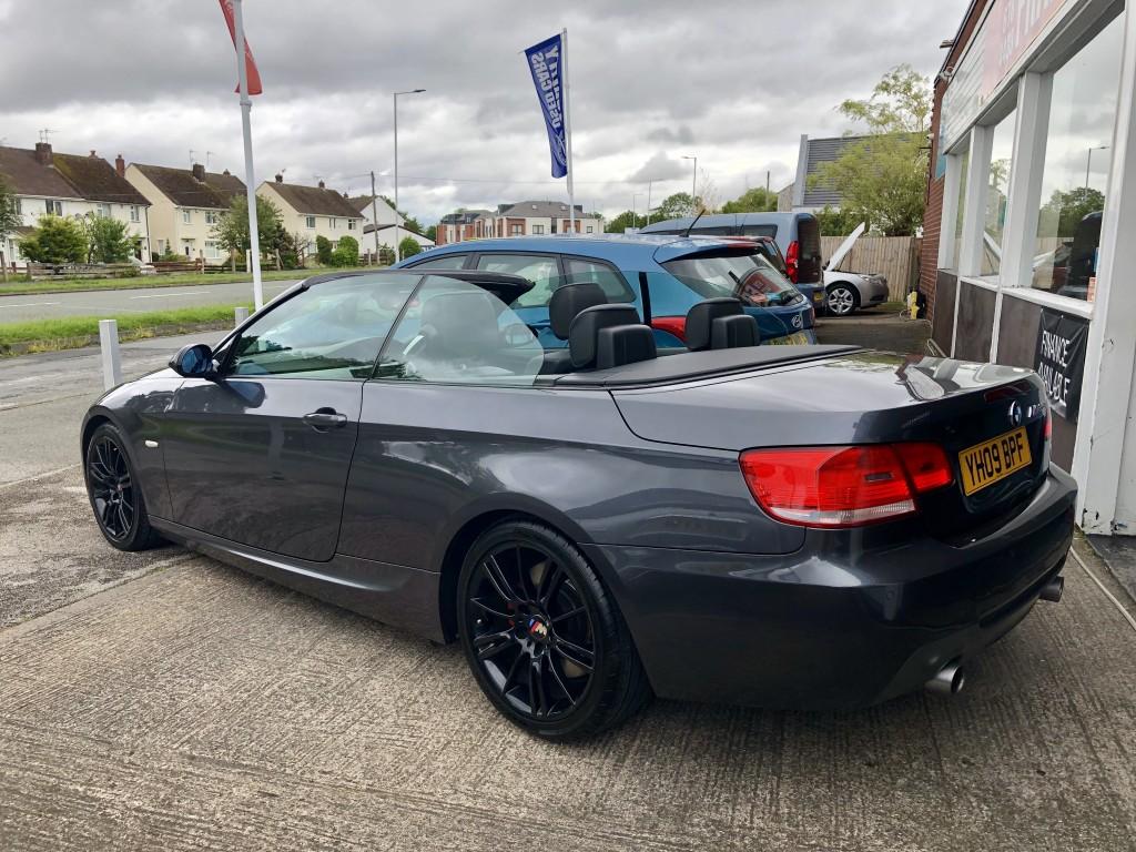 BMW 3 SERIES 3.0 335I M SPORT 2DR AUTOMATIC