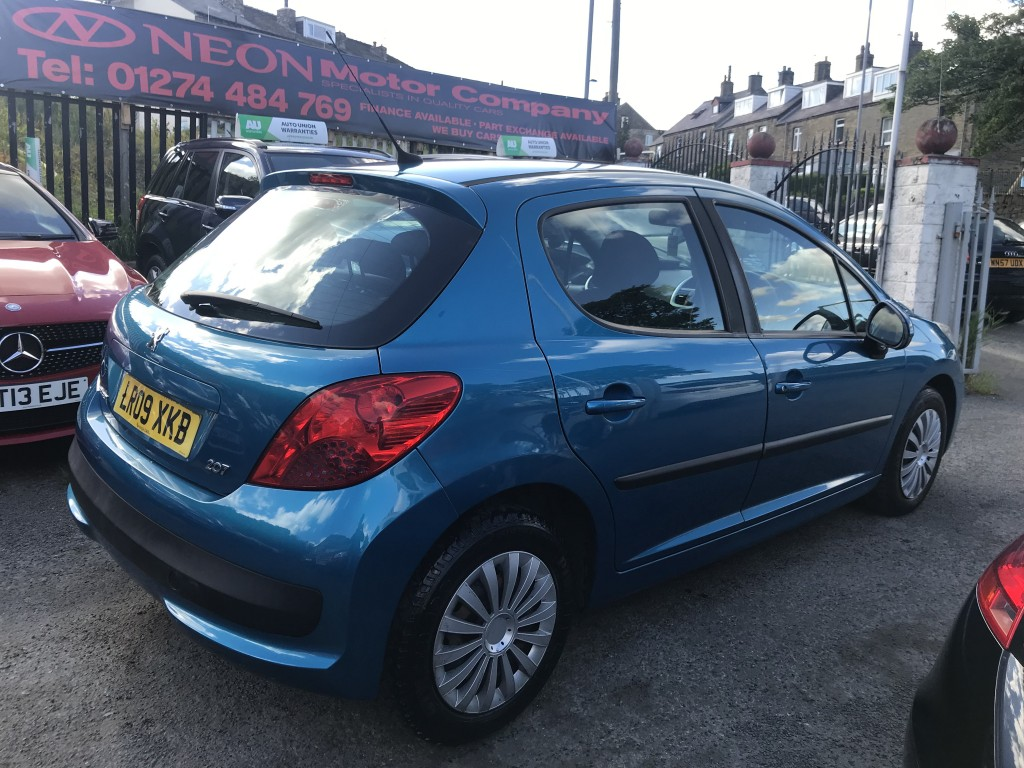 PEUGEOT 207 1.4 S HDI 5DR