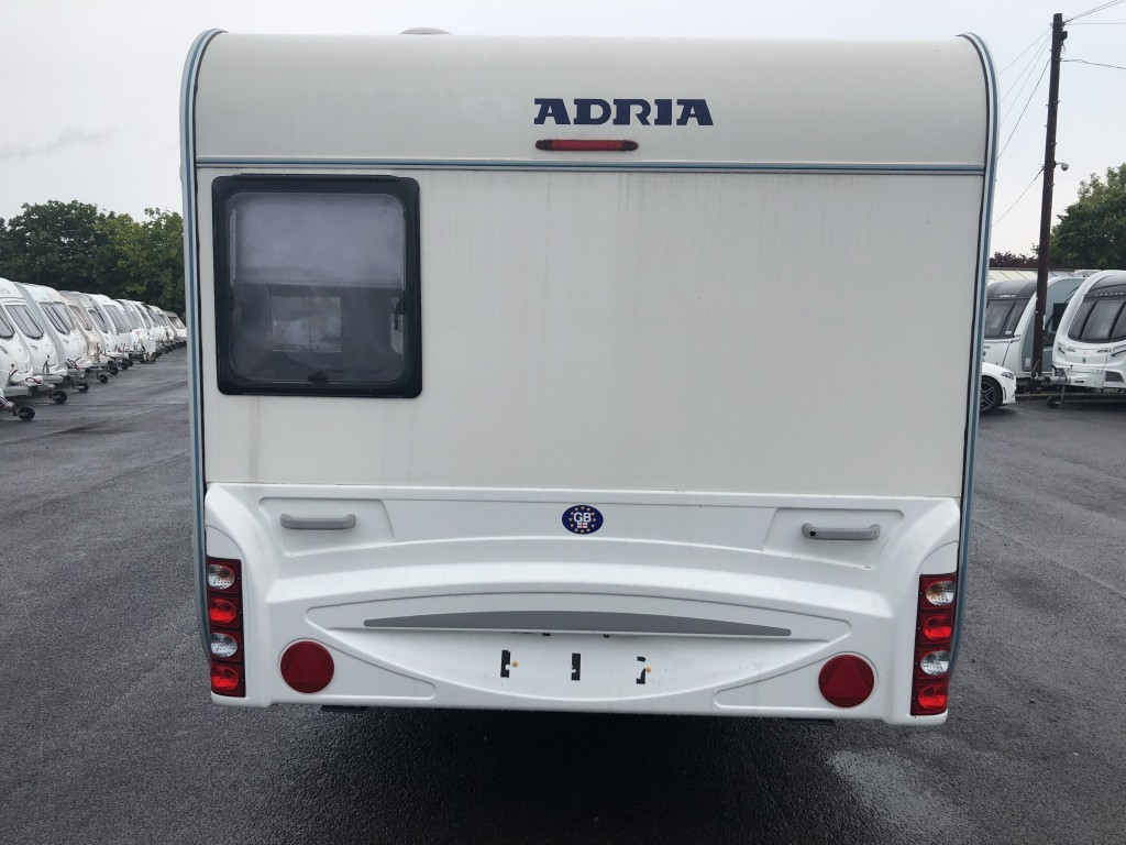 ADRIA Altea 542 DT With Motormover